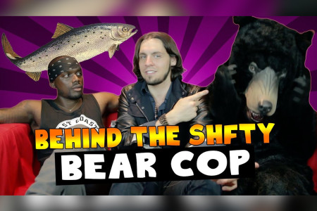 Behind the SHFTY – Bear Cop