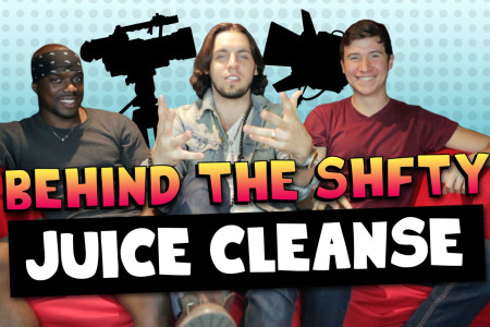 Behind the SHFTY – Juice Cleanse
