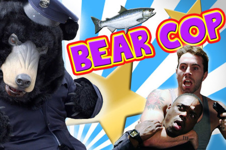 Bear Cop – SHFTY