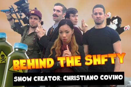 Behind the SHFTY – Christiano Covino