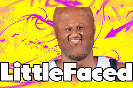 LittleFaced – Lamar Odom