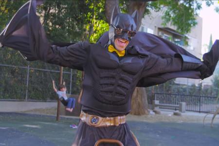 Gotham Style – PSY Parody