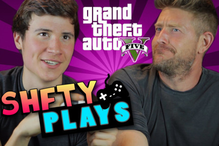 Shfty Plays GTA5 – SHFTY